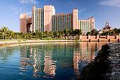 Bahamas,  New Providence Island,  Nassau: Atlantis Resort and Casino ...