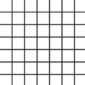 clip art of large black grid on white k0231482 search clipart rh fotosearch com graph paper clipart free Grid Line Paper