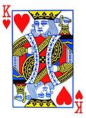 Who Are The Kings of playing cards?