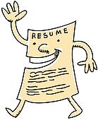 stock illustration of friendly resume k6543638 search eps clip