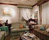 Гостиная в стиле кантри, как, впрочем, и в любом другом стиле, - место...